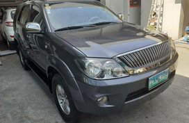 2nd Hand Toyota Fortuner 2008 for sale in Parañaque