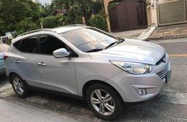 Hyundai Tucson 2012 Automatic Gasoline for sale in Quezon City