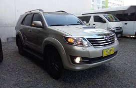 Selling 2nd Hand Toyota Fortuner 2015 Automatic Diesel at 83000 km in San Fernando