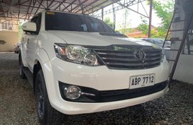 Sell 2nd Hand 2016 Toyota Fortuner at 20000 km in Quezon City