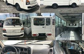Selling Brand New Hyundai H-100 2019 in Quezon City