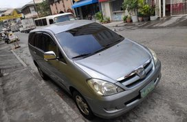 2nd Hand Toyota Innova 2008 for sale in Manila