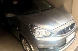 Brand New Mitsubishi Mirage 2018 Hatchback at Manual Gasoline for sale in Makati