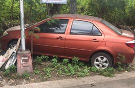 Selling Toyota Vios 2004 Automatic Gasoline in Pasig