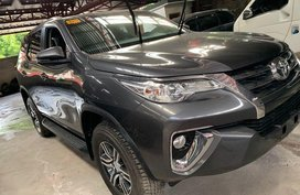 Sell Gray 2018 Toyota Fortuner in Quezon City