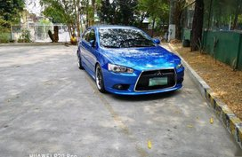 2nd Hand Mitsubishi Lancer Ex 2012 Automatic Gasoline for sale in Las Piñas