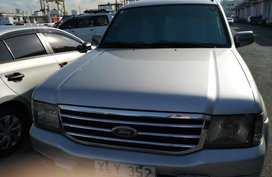 Selling 2nd Hand Ford Everest 2003 SUV in Manila