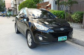 Sell 2nd Hand 2012 Hyundai Tucson at 60000 km in Quezon City