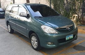 2nd Hand Toyota Innova 2010 Automatic Gasoline for sale in Taguig