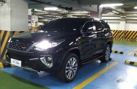 2nd Hand Toyota Fortuner 2016 Automatic Diesel for sale in Meycauayan