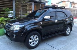 Toyota Fortuner 2008 Automatic Diesel for sale in San Fernando