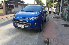 2nd Hand Ford Ecosport 2015 Automatic Gasoline for sale in Marikina