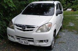 Selling 2nd Hand Toyota Avanza 2012 in Las Piñas