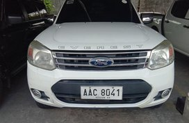 Selling Ford Everest 2015 Manual Gasoline in Quezon City