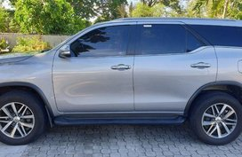 2nd Hand Toyota Fortuner 2016 at 33000 km for sale