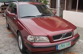 Sell 2nd Hand 1998 Volvo V40 Wagon at 70000 km in Quezon City
