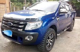 Ford Ranger 2016 Manual Diesel for sale in Davao City