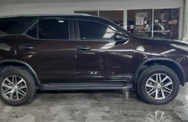 2nd Hand Toyota Fortuner 2018 at 30000 km for sale in Quezon City