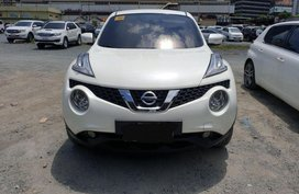 Selling 2nd Hand Nissan Juke 2017 in Pasig
