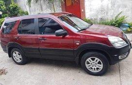 Selling Honda Cr-V 2003 Automatic Gasoline in Santa Fe