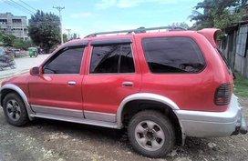 Red Kia Sportage Manual Diesel for sale in Lapu-Lapu