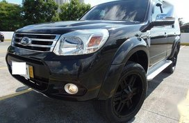 Sell 2nd Hand 2015 Ford Everest Automatic Diesel at 30000 km in Quezon City