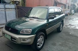 Selling 2nd Hand Toyota Rav4 1998 in Las Piñas