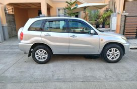 Toyota Rav4 2003 Manual Gasoline for sale in Lipa