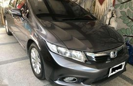 Sell 2013 Honda Civic Automatic Gasoline at 57000 km in Quezon City