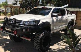 2017 Toyota Hilux for sale in Marikina