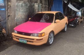 2nd Hand Toyota Corolla 1997 Manual Gasoline for sale in Cebu City