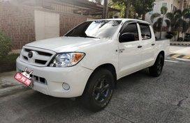 Toyota Hilux 2008 Manual Diesel for sale in Marikina