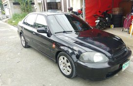 2nd Hand Honda Civic 1998 Manual Gasoline for sale in Balete