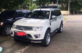Selling 2nd Hand Mitsubishi Montero 2015 Manual Diesel at 40000 km in Muntinlupa