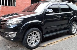 2nd Hand Toyota Fortuner 2013 at 70000 km for sale