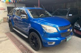 Selling Chevrolet Colorado 2013 Automatic Diesel in Quezon City