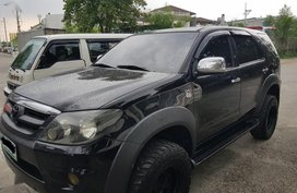 Selling Toyota Fortuner 2008 Automatic Diesel in Manila