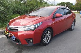 Selling Toyota Altis 2014 Manual Gasoline in Meycauayan