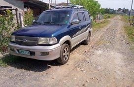 Blue Toyota Revo 2001 Manual Gasoline for sale in Metro Manila