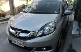 Sell 2nd Hand 2015 Honda Mobilio at 33000 km in San Fernando