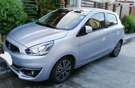 Selling Mitsubishi Mirage 2017 Manual Gasoline in Bacoor