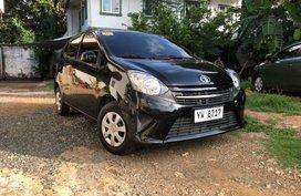 Selling 2nd Hand Toyota Wigo 2016 Manual Gasoline at 40000 km in Marikina