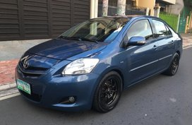 Selling Toyota Vios 2009 at 56000 km in Quezon City