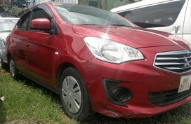 Sell 2nd Hand  2016 Mitsubishi Mirage G4 Automatic Gasoline at 22000 km in Cainta