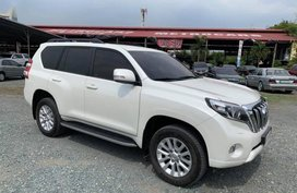 Selling 2nd Hand Toyota Land Cruiser Prado 2015 in Dumaguete