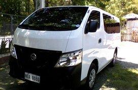 Nissan Nv350 Urvan 2019 Manual Diesel for sale in Pasig