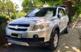 2nd Hand Chevrolet Captiva 2008 Automatic Diesel for sale in Quezon City