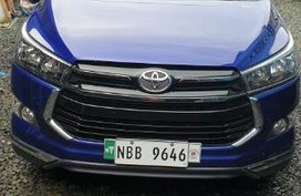 Selling Toyota Innova 2018 Automatic Diesel in Malabon