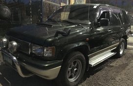 2nd Hand Isuzu Trooper 1995 at 130000 km for sale in Caloocan