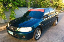 Sell 2nd Hand 2000 Honda City Manual Gasoline at 130000 km in Taguig